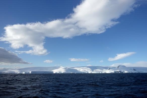 Venus - Arrivée en Antarctique 2