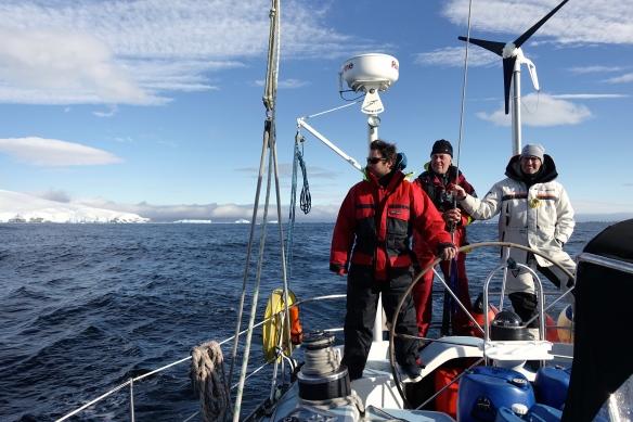 Venus - Archipel Melchior - Antarctique 3