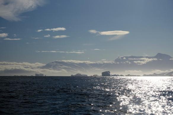 Venus - Arrivée en Antarctique 5