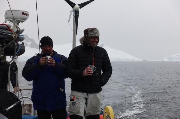 Venus - Antarctique - Paradise Bay