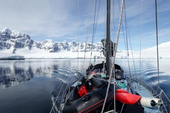 Venus - Antarctique - Canal de Neumayer